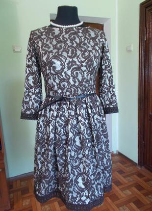 Кружевне платтячко