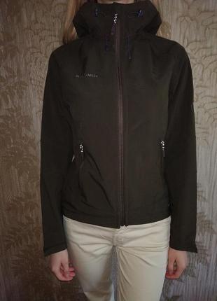 Mammut softech оригинал куртка, курточка, ветровка