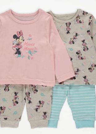 В наличии. цена за одну. пижама, набор, комплект,george.2-3 года, 92-98 см