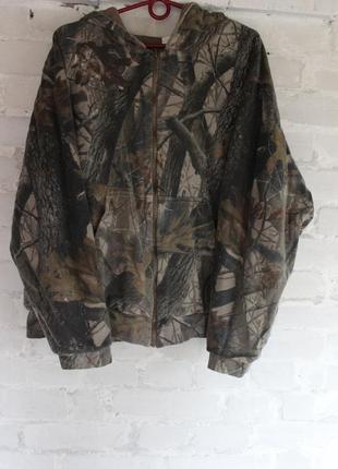 Двусторонняя охотничья куртка