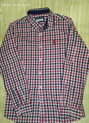 Рубашка polo 11-12 лет