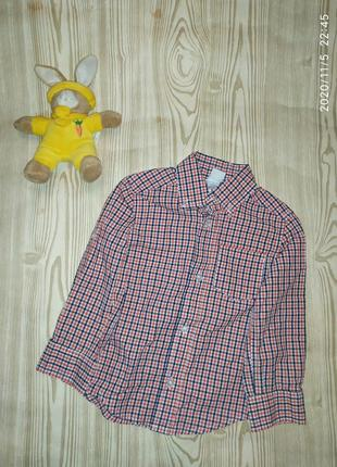 Рубашка на 2 года