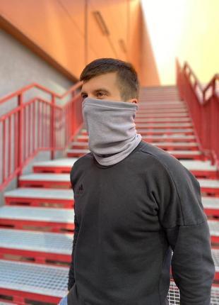 Бафф шарф маска  с антибактериальной пропиткой