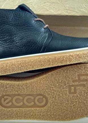 Ботинки ecco crepetray (46р) оригинал! -20%