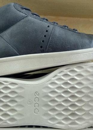 Ботинки ecco kallum (40р) оригинал! -20%