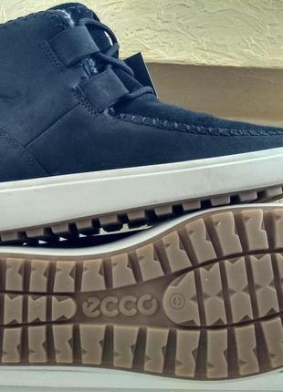 Ботинки ecco soft 7 tred (43р) оригинал! -20%