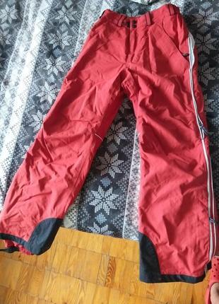 Лижні штани. лыжные штани