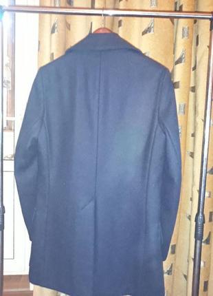 Китель - пальто морской женский.