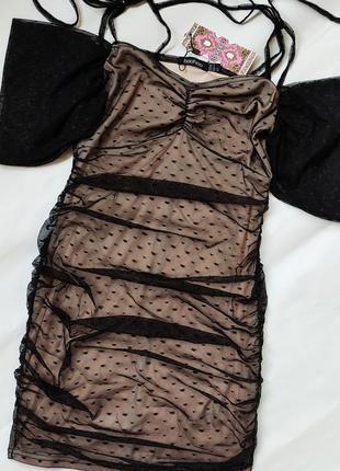 Міні сукня boohoo
