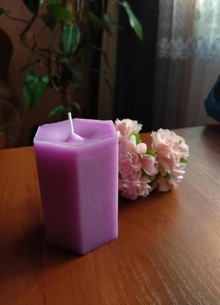 Свічка hand made
