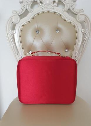 Сумка чемодан для косметики estee lauder