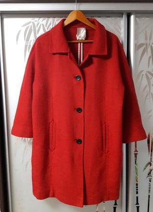 Демисезонные пальто кокон elevenses
