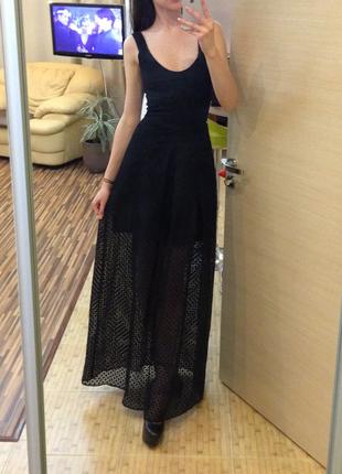 Вечернее платье waggon