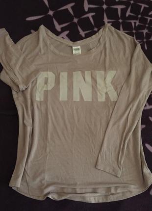 Кофта victoria's secret pink