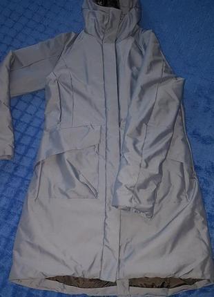 Курточка очень теплая