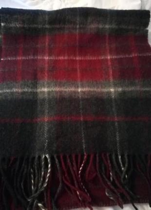 3 дня!100% кашемировый мужской шарф кашне   германия