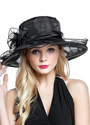 Пляжная шляпа. шляра дерби от marks&spenser