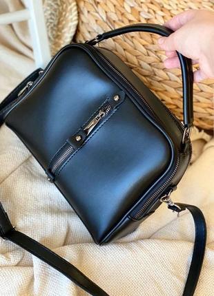 Женский стильный клатч из эко-кожи, сумка