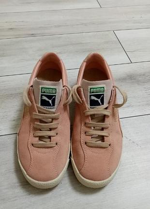 Продам замшеві суперові кросівки