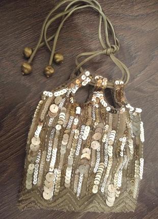 Клатч- сумка
