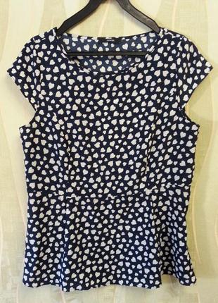 Красивая легкая блуза george