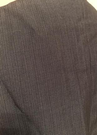 Стильный классический костюмчик (жилетка и шортики)8 фото