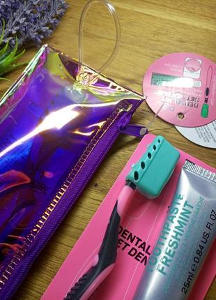 Дорожный гигиенический набор испания в подарочной уп!6 фото