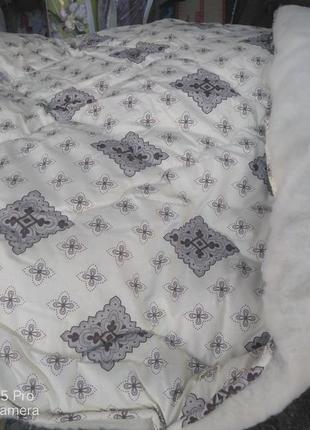 Зимнее одеяло полуторка,двушка