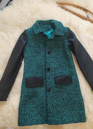 Классное пальто для девочки