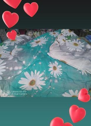 Теплое одеяло чаривный сон от украинского производителя