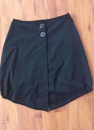 Красивая черная юбка