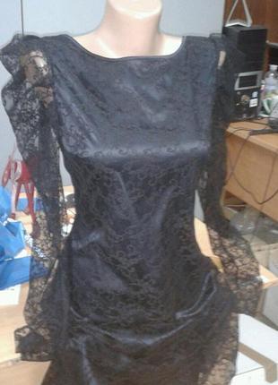 Шикарнейшее платье известного итальянского бренда jolidon