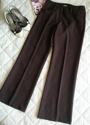 Прямые классические  брюки штаны от atmosphere