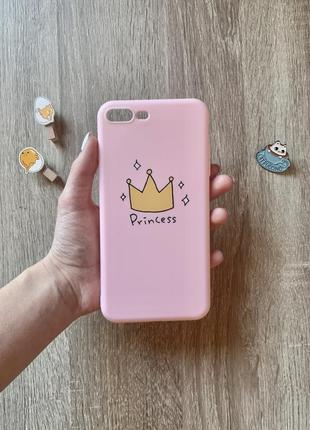 👸🏼💖нежно розовый чехол на iphone 8 plus 💖👸🏼