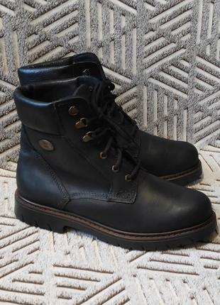 Высокие зимние мужские ботинки fretz man 45 евроразмер