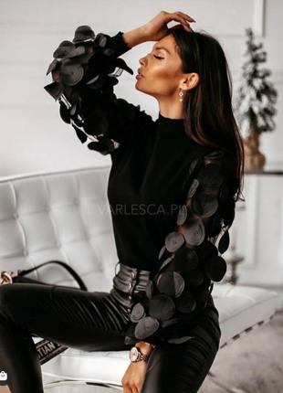 Мега стильная блуза