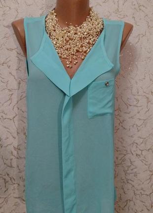 Легкая нежная блуза
