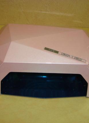 Лампа для сушки ногтей led+ccfl diamond 36w