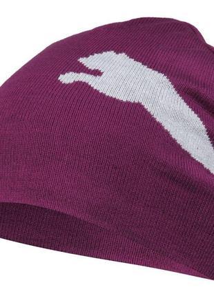 Новая спортивная шапка puma
