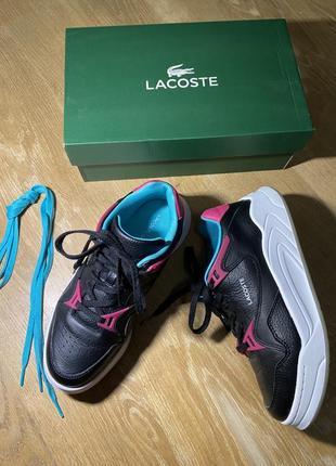 Lacoste кросівки