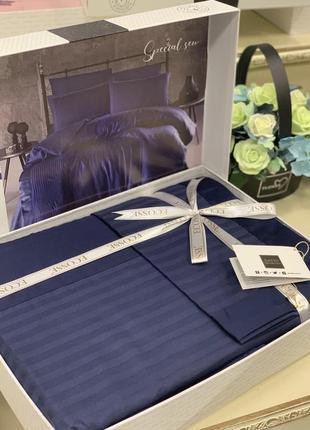 Комплект постельного белья из страйп сатина 🌹