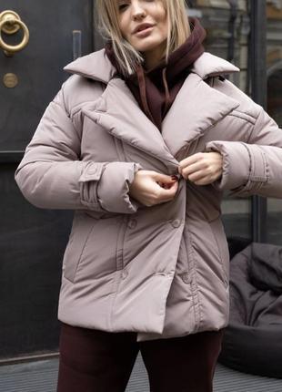 Куртка {пуховик}