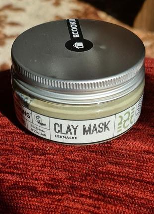 Ecookingclay maskочищающая маска