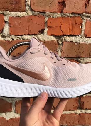 Беговые кроссовки nike react asics adidas