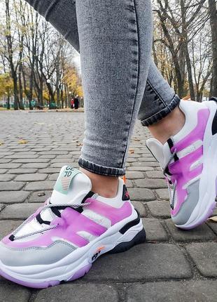 Новинка! новые стильные модные женские кроссовки
