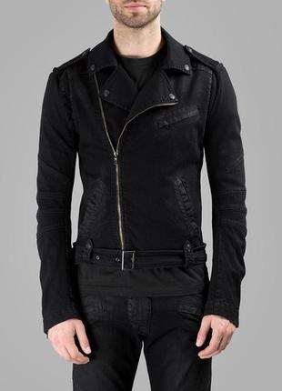 Мужская куртка косуха pierre balmain