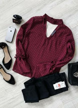 Новая трендовая блуза primark
