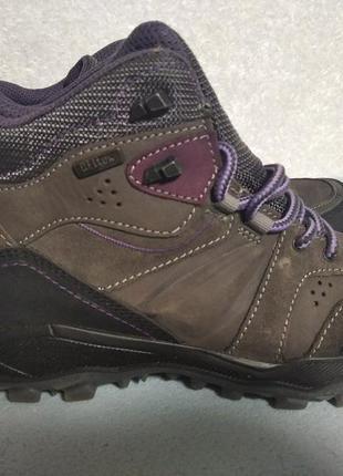Треккинговые ботинки highland creek adventure del-tex