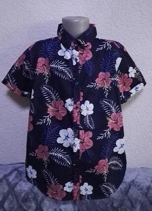 Рубашка-тенниска для мальчика 11-12лет,рост 152см от primark