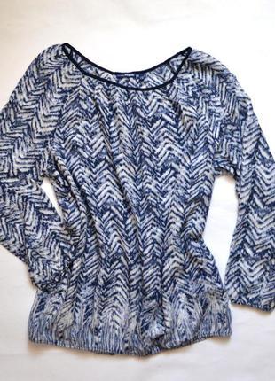 Блузка из натуральной тончайшей вискозы, большой размер , от charles voegele